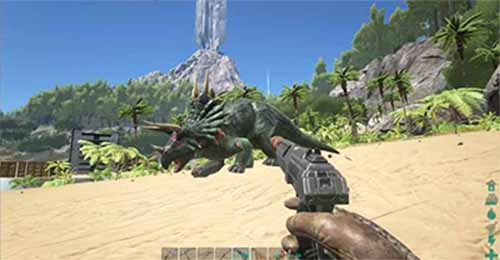 ark gameserver