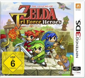 The Legend of Zelda: TriForce Heroes kaufen