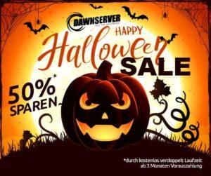 dawnserver halloween